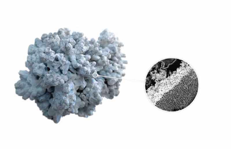 Hvordan lages CRAMPFIX og produkter fra Fjord Minerals AS