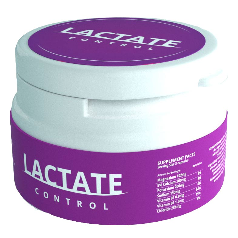 Lactate Control